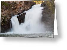 Cameron Falls Greeting Card