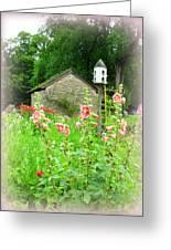 Camp Dennison Garden Greeting Card