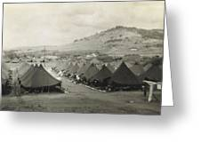 Camp Garcia In Vieques  Greeting Card