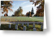 Camp Nelson National Cemetery Greeting Card