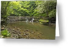 Campbell Falls 6 Greeting Card