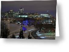 Canada's Capital Greeting Card