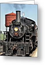 Canadian National Railway 89 Greeting Card