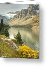 Canadian Scene Greeting Card