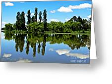 Canberra 6 Greeting Card