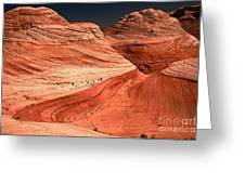 Candyland Canyons Greeting Card