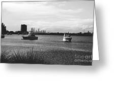 Canning River Iv Greeting Card
