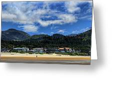 Cannon Beach South Greeting Card