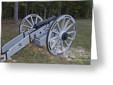 Cannon Ninety Six National Historic Site Greeting Card