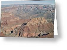 Canyon 2 Greeting Card