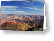 Canyon Colors 1 Greeting Card by Mel Steinhauer