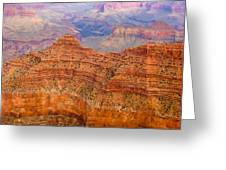 Canyon Colors Greeting Card