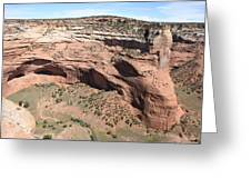 Canyon De Chelly I Greeting Card