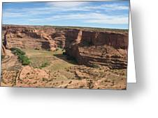 Canyon De Chelly View Greeting Card