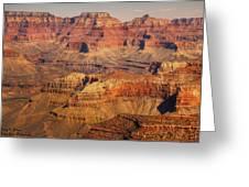 Canyon Grandeur 2 Greeting Card