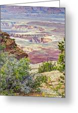 Canyon Lands Greeting Card