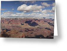 Canyon Of Canyons Greeting Card