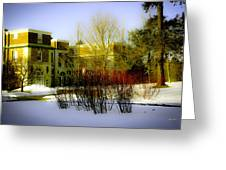 Canyon Ranch - Berkshires - Massachusetts Greeting Card