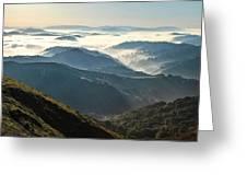 Canyon View Greeting Card