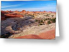 Canyonlands Landscape Greeting Card