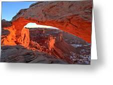 Canyonlands Spectacular Greeting Card