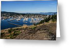 Cap  Sante Marina Greeting Card