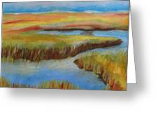 Cape Cod Colors Greeting Card