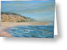 Cape Cod National Seashore Greeting Card