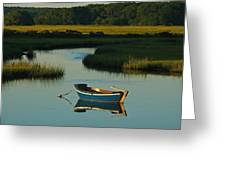Cape Cod Quietude Greeting Card by Juergen Roth