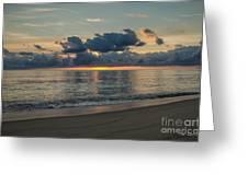 Cape Cod Sunrise Greeting Card