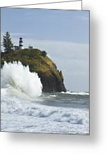 Cape Disappointment 3 A Greeting Card