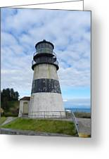 Cape Disappointment Lighthouse 3 Greeting Card