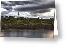 Cape Elizbeth 2 Greeting Card