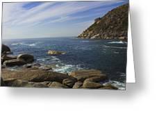 Cape Escape Greeting Card
