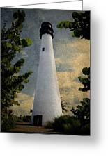 Cape Florida Lighthouse 1 Greeting Card