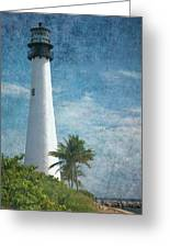 Cape Florida Lighthouse 2 Greeting Card