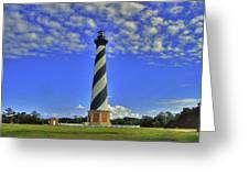 Cape Hatteras Light Greeting Card