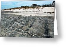 Cape May Beach Colors Greeting Card