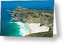 Cape Of Good Hope-south Africa Greeting Card