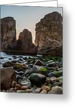 Cape Roca I Greeting Card