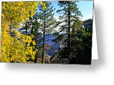 Cape Royal Grand Canyon Greeting Card