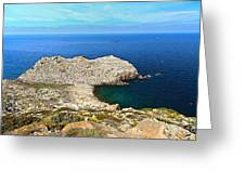 Cape Sandalo In Carloforte Greeting Card
