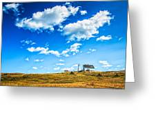 Cape Spear National Historic Park Greeting Card