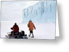 Capeevans-antarctica-g.punt-2 Greeting Card