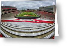 Capitol One Field Greeting Card