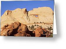 Capitol Reef National Park, Utah Greeting Card by Mark Newman