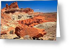 Capitol Reef Waterpocket Fold Greeting Card