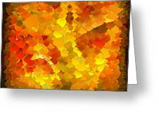 Capixart Abstract 103 Greeting Card