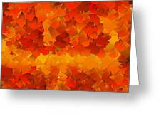 Capixart Abstract 105 Greeting Card