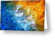 Capixart Abstract 110 Greeting Card